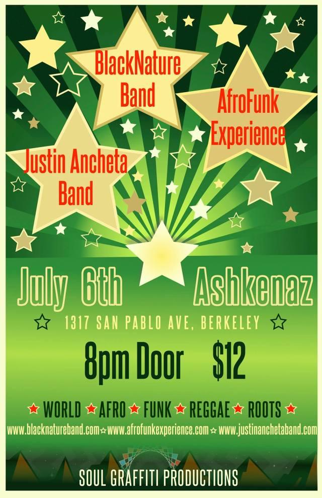 Ashkenaz poster
